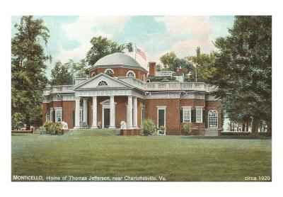 Monticello-Charlottesville-Virginia-Print-C10312006