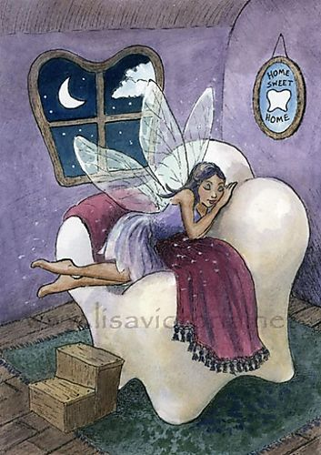 Tooth Fairy Lisa Victoria