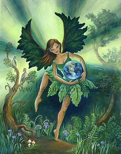 Earth Fairy Lisa Victoria