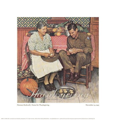 Norman-rockwell-home-for-thanksgiving
