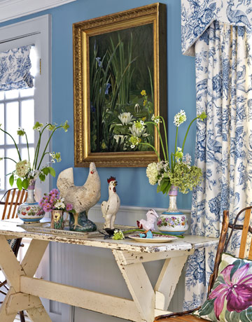 Painted-roosters-de-4729587 Country Living