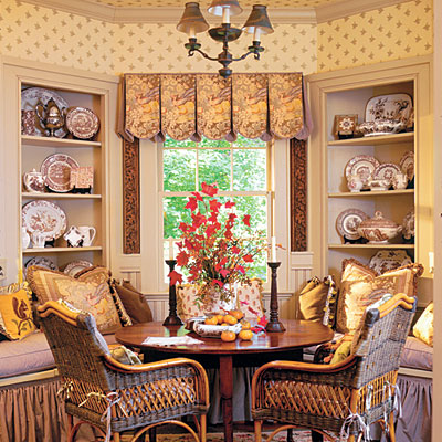 Breakfast Nook After L Southern Living