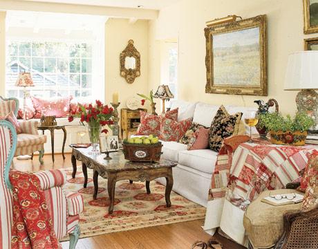 Living-room-cottage-HTOURS0905-de Country Living