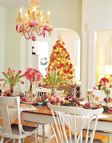 Pink-table-de Country Living