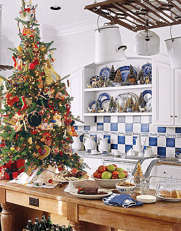 Kitchen-tree-de Country Living