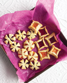Jam Filled Cream Cheese Cookies Martha Stewart