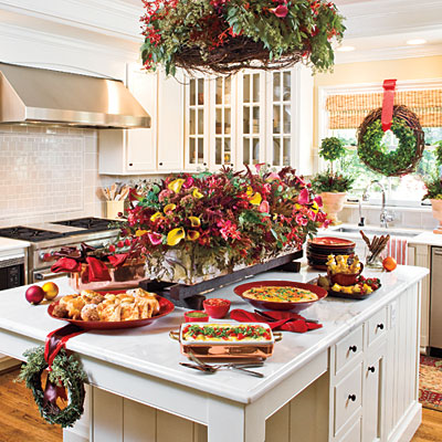 Holiday-breakfast-buffet-l Southern Living